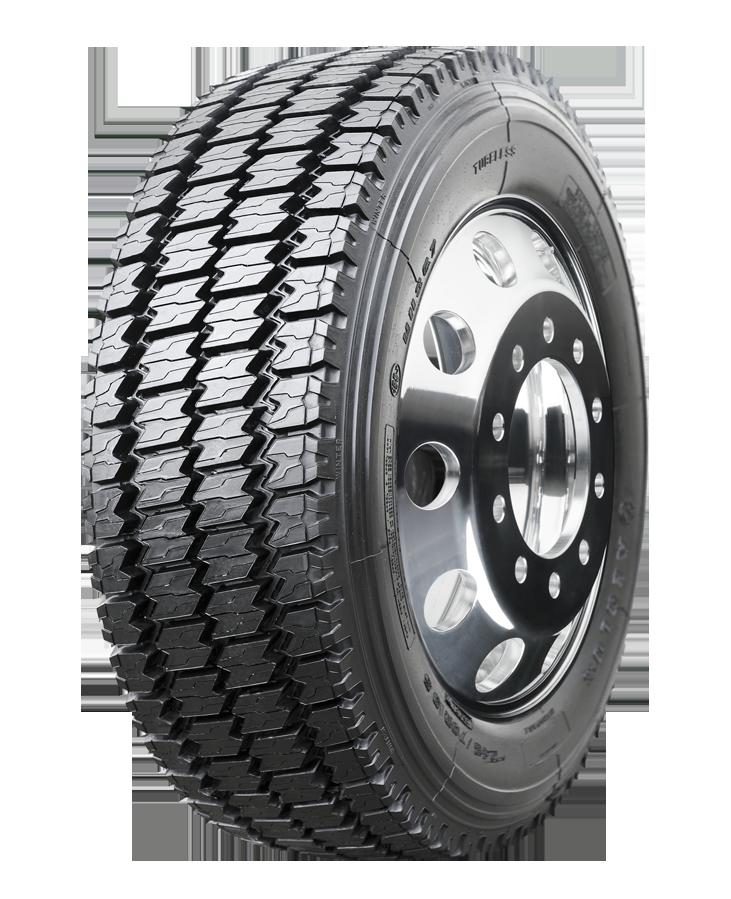 All Season Tires >> Aeolus ADW82 (HN367) Premium Regional Drive Tire